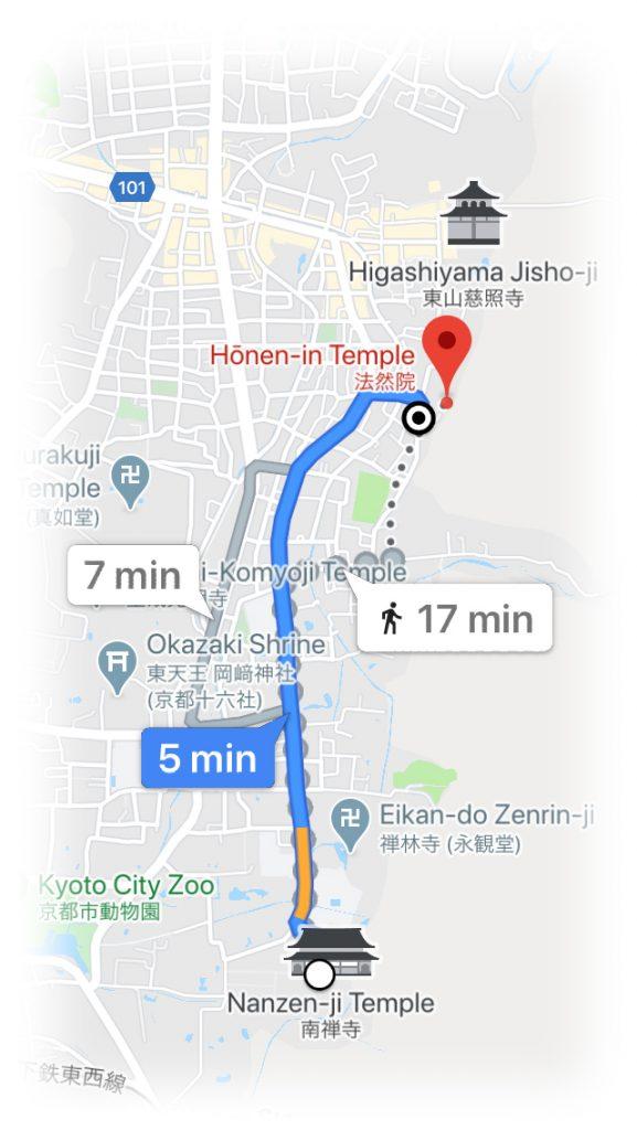 Shimenawa Fastest Path