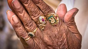 Hands With Rings 2 | Shimenawa | The Shimenawa Virtues