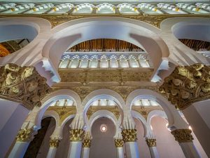 jewish synagogue Toledo Spain 2 | Shimenawa | The Structure of Religious Revolutions